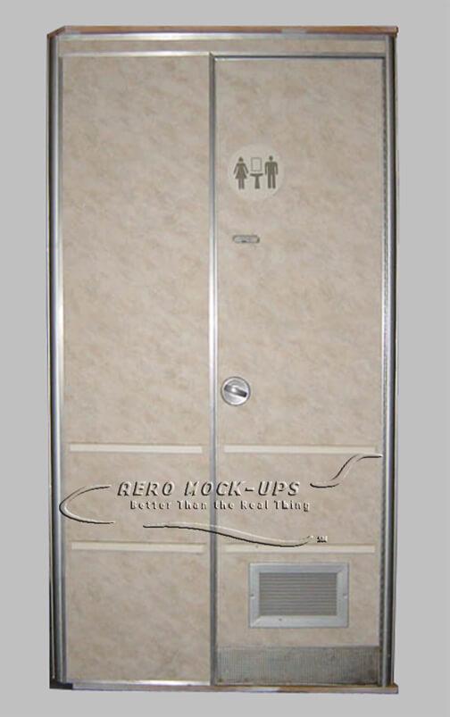 Door and Wall \u2013 Lavatory & Airline Prop Rentals - Airplane Doors | Aero Mock-Ups Inc. Pezcame.Com