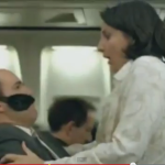 Funny Ameriquest Commercial In Plane Mock-Up