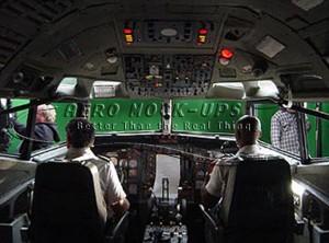 13-4 DC9 Cockpit