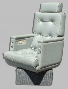 24-2-2 Low back with headrest - Grey