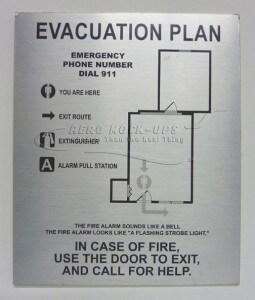 32-5 Evacuation plan