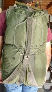 39-16 Parachute vest - Olive