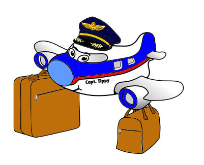 TIPS - Tippy - Baggage