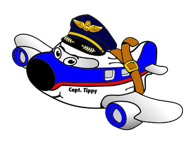 TIPS - Tippy - seat belt