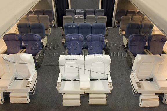 Seat Choices for JWB sets