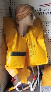 34-92 Life Vests