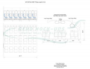 Roll - 20 OSP WB - 7 x 2-3-2 WC with WB ceiling - drawing