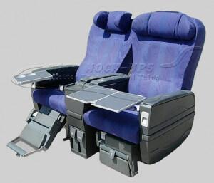"""""""Swiss"""" Business Class Seats"""