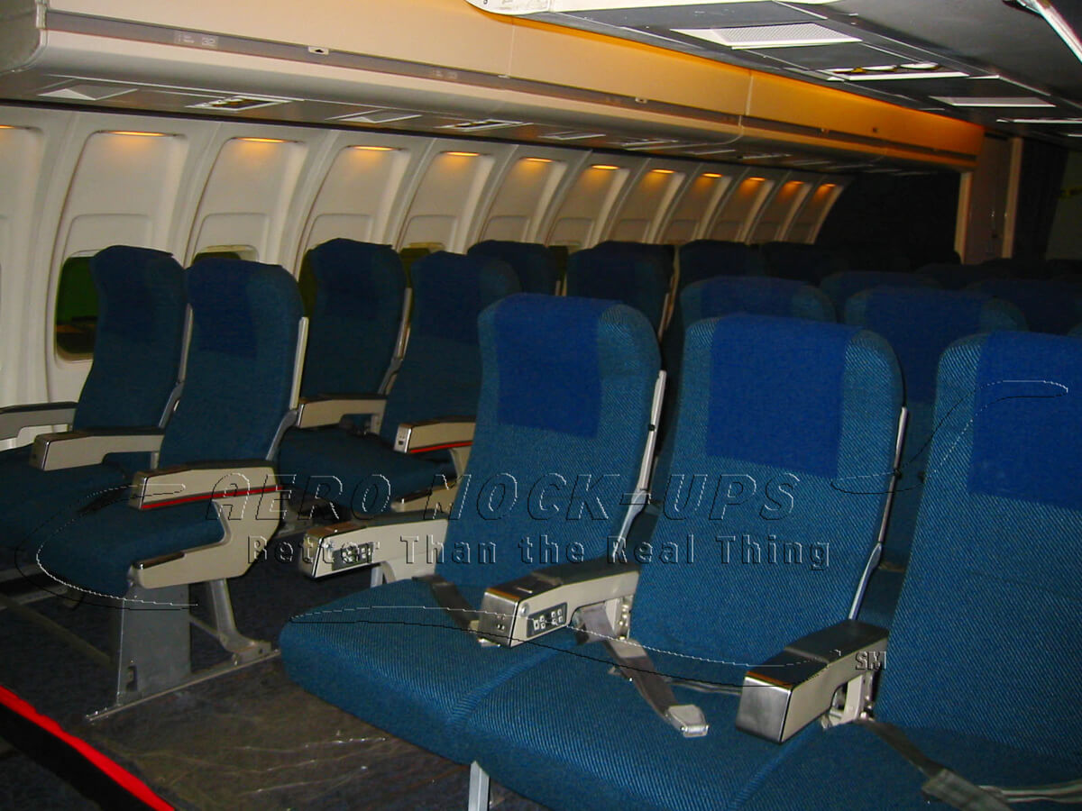 "Coach Seat ""767"" New York"