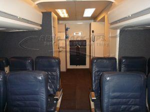 11-1 NB 10 - 2x3-3 737 + S3 & FA Jump seat