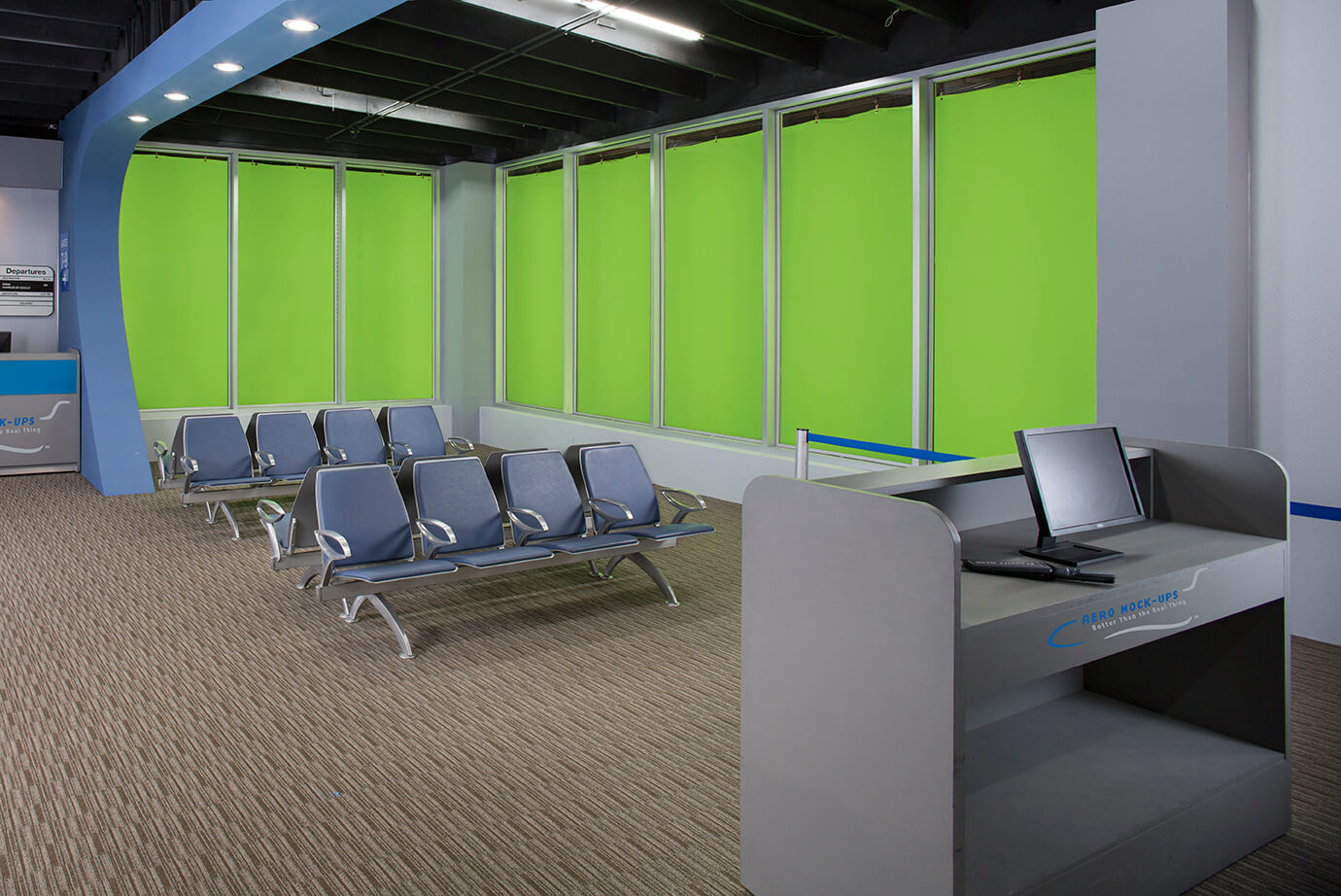 15-1 Skyway - Green screen pivot windows - 9