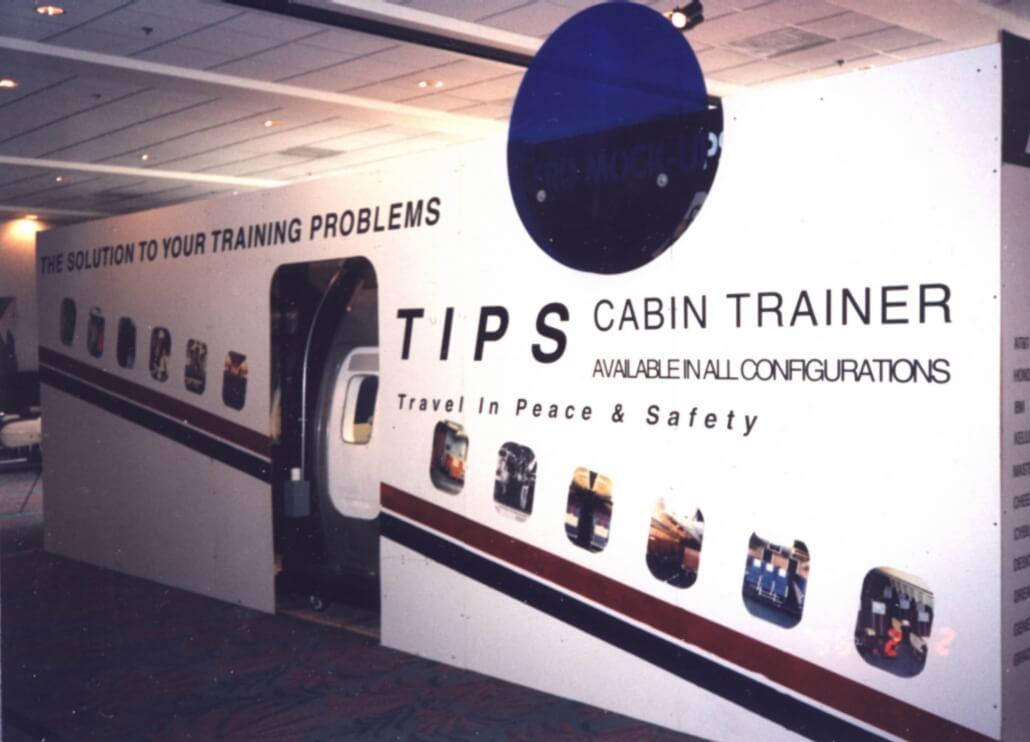 Safety Training Set-up