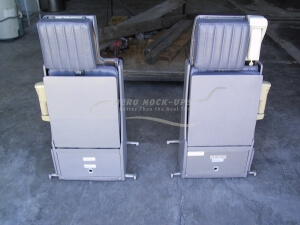 26-5-1 & -2 FA Single Cabin Crew seat- Floor NW