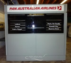 Twin Gate Info Kiosk