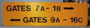 Gates 7a -1b & 9a - 16c