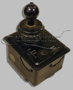 33-21 Joy Stick Controller - Pitch & Bank c