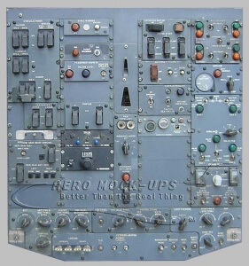 33-5 Panel, Switch - Center Overhead 737