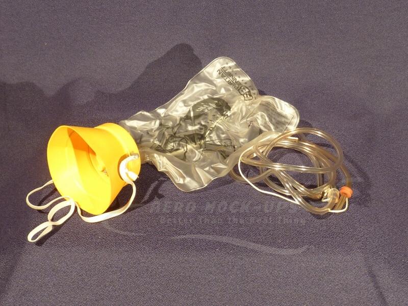 Oxygen mask, Passenger