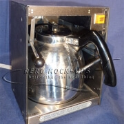 35-10 Coffee pot warmer
