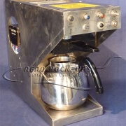 35-3 Coffee maker, spout - 5 switch + 2 lites