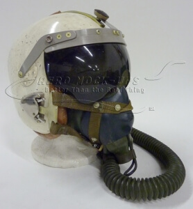 38-61 Helmet, Jet - 1 visor, metal band