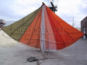 39-17 Parachute - Multi color