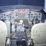 13-2 707 Cockpit - Instrument panel lite
