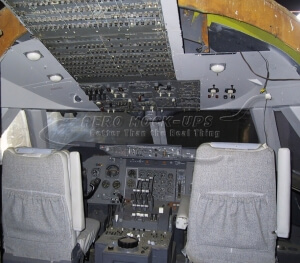 13-3a-1 747 Analogue cockpit