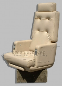 24-4-1 High back with Headrest - Beige