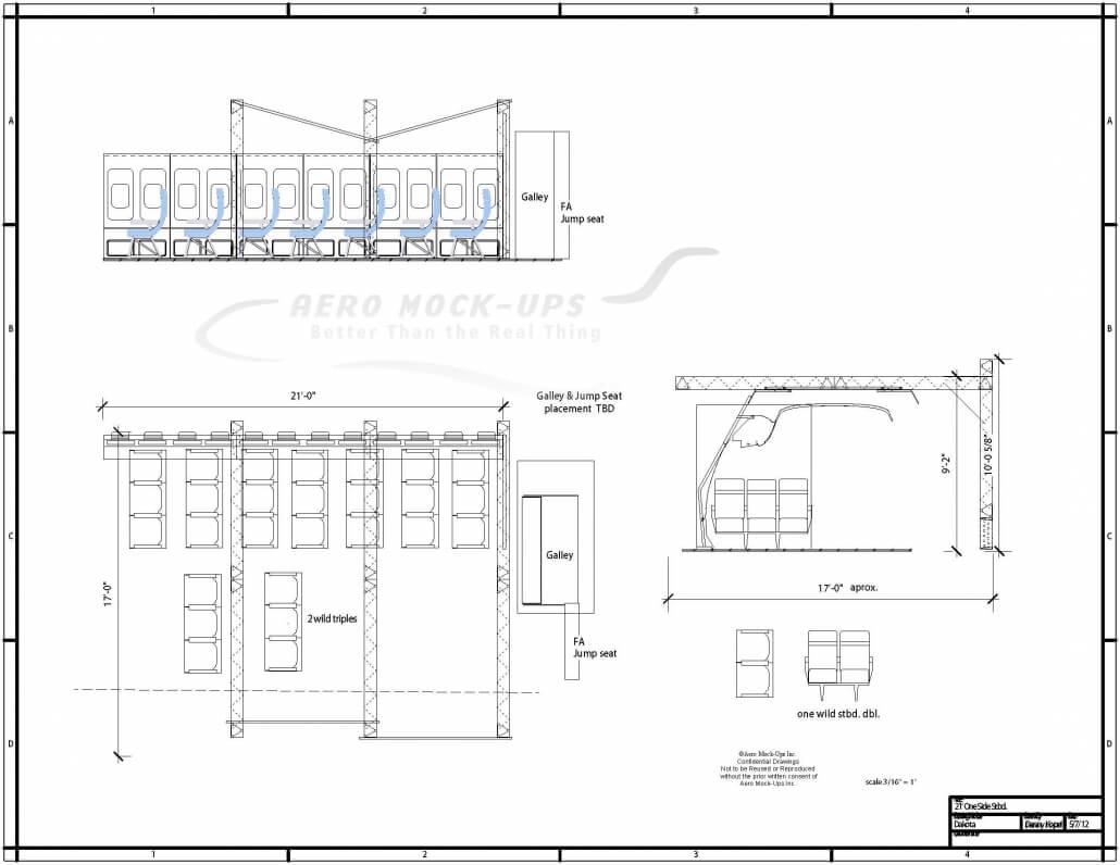 Kit - 21 OSS + ceiling drawing