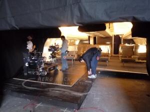 Rolling 20' EWB - Camera decks + 4x2-2-2 AA + S