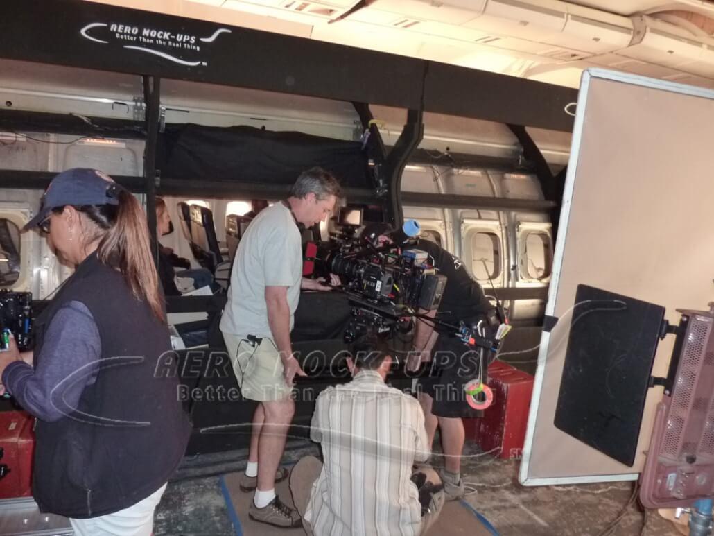 5-ft wide camera port