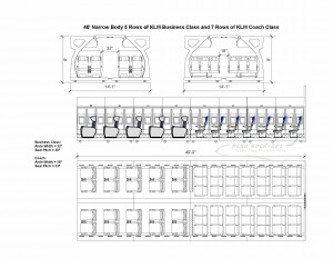 11-1 40 NB 5x2-2 KLM BC + 7x3-3 KLM CC drawing