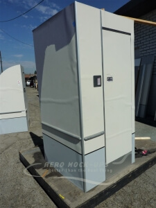14-43 Door, Lavatory - Faux, Fwd Center Starboard a