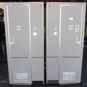 14-46R & 14-14L Lavatory cubicles - closed