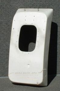 39-3 Door Trainer - 737 T3, exterior