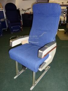 21-2-1-3 767 single - solid blue