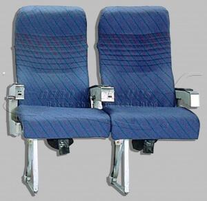 21-2P-1 767 Double port, Blue stripe