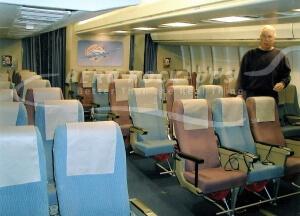 21-5 BO Coach seats