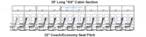 35 Kit -12 Rows KLM Coach_5.28.19