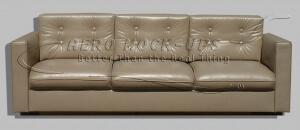 24-12 Sofa, Brown - Square armrest