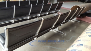 Herman Miller Airport Seats - Back