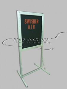 32-160 - Display (standing) - Window