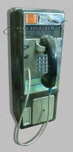Pay phone