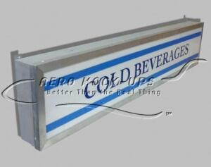 32-218 - Light Box - Cold Beverages