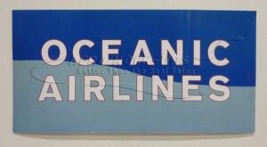 32-132 Oceanic airlines