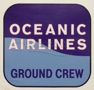 32-133 Oceanic Airlines Ground crew - Large