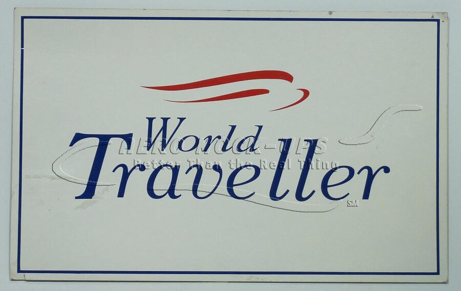 32-3 World Traveller
