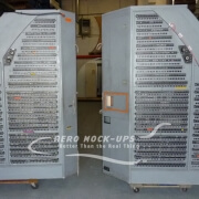 33-28P&S Panel, CB - C17 pair - Front
