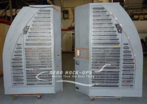 33-28P&S Panel, CB - C17 pair - Front